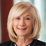Carol D'Amico, Executive Vice President, Mission Advancement and Philanthropy