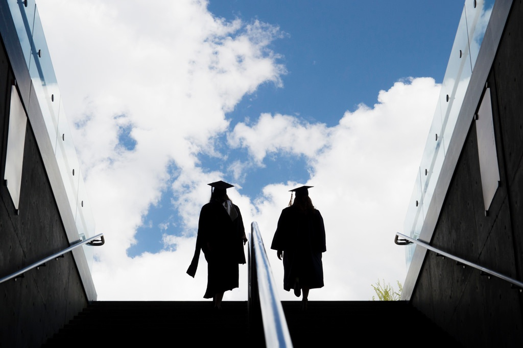 Changing our understanding of what we thought college could be