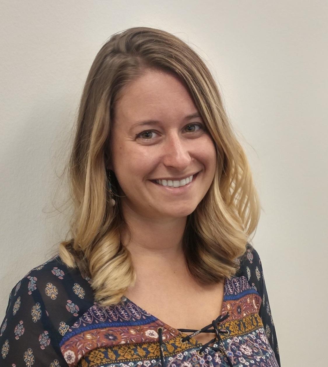 Angela Gallagher, Research Associate