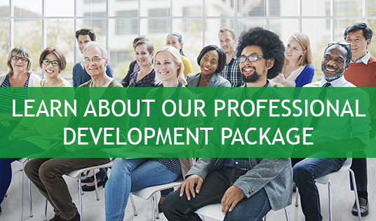 Learn about our professional development package