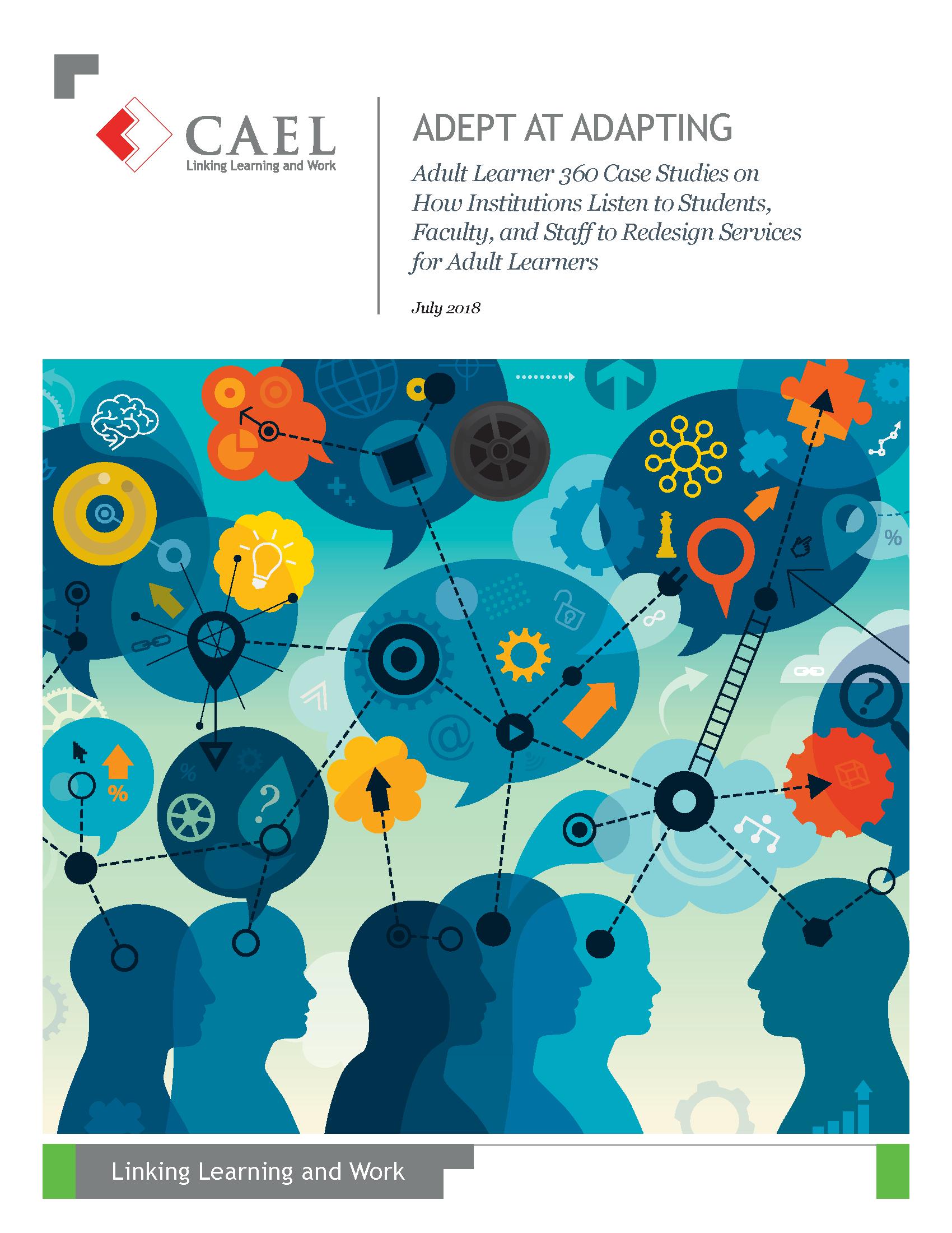 Adept at Adapting - Adult Learner 360 Case Studies