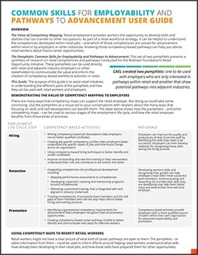 CAEL Competency Mapping User Guide