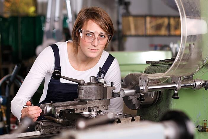 How Women May Hold the Key to Solving Manufacturing Skills Gap Woes