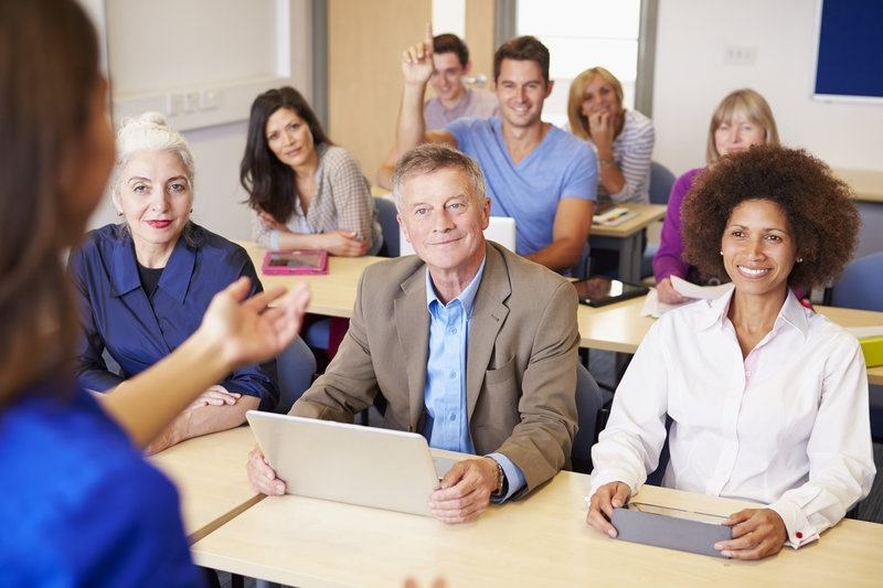 A Focus on adult learners can invigorate higher education