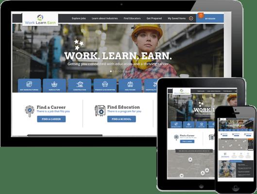 Work Learn Earn Preview